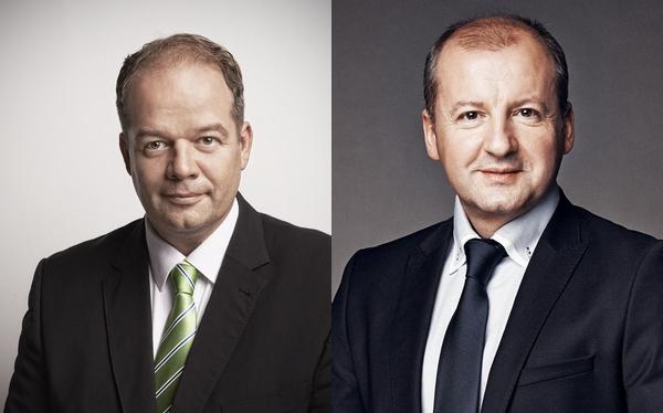dr. Hoffmann Tamás és dr. Simicskó István
