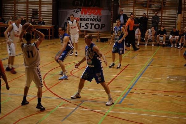 kosárlabda mérkőzés