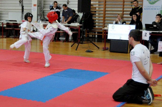 Sikeres évzáró eredmények az újbudai kyokushin karatésoknál