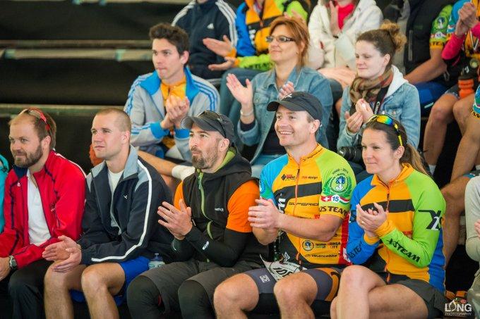 Extrém kerékpárversenyt rendeztek Kamaraerdőn
