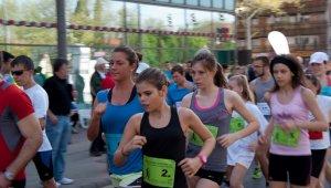 sport, gyaloglás, verseny