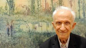 Meghalt Gross Arnold festőművész, grafikus (foto:MTI)