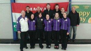 Férfiaknál a WSC, nőknél az UTE nyerte a curling csapatbajnokságot Kamaraerdőn