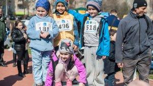 Rekord számú indulója volt a tavaszi futóversenynek Gazdagréten