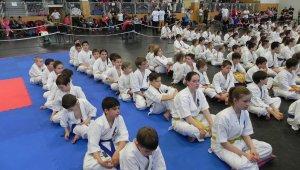 Területi versenyeken szereztek érmet az újbudai Kyokushin karatésok