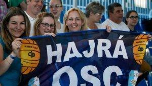 OSC - Szolnok vízilabda döntő a Kondorosi úton